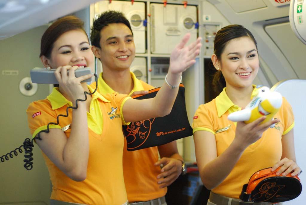 Cebu Pacific Flight review