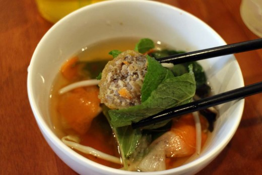 Cabramatta food, Huong Xua rice vermicelli spring rolls