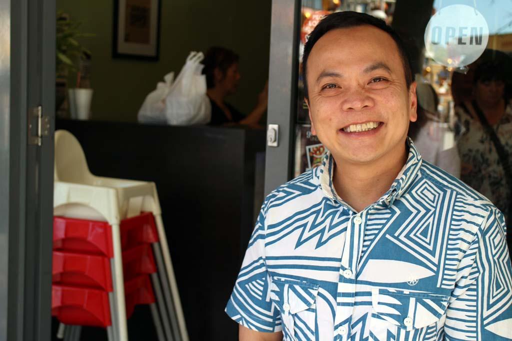 Cabramatta food, Quan An Bau Truong owner Mike Thai