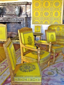 Gilded French Neoclassical in Yellow