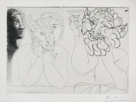 Pablo Picasso, Lot 182, Clark Cierlak Fine Arts Estate Auction Service