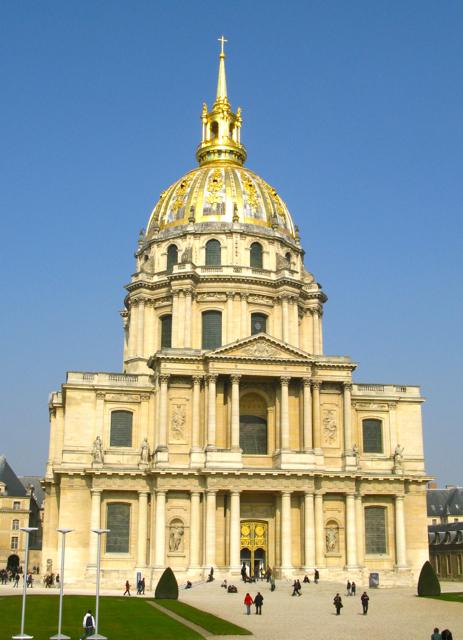 Les Invalides, Paris,  Photo Romi Cortier