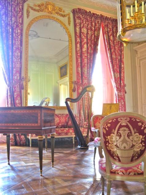 Petite Trianon, Versailles, Photo Romi Cortier