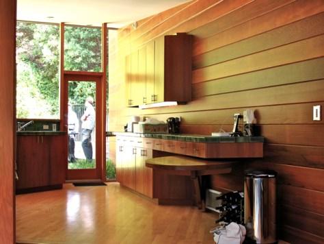 Kitchern, Tyler Residence by John Lautner, Photo Romi Cortier