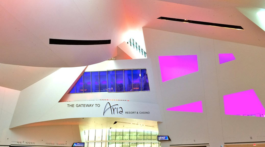 Aria, Las Vegas, Photo Romi Cortier