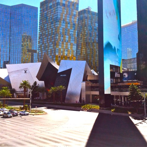 CityCenter Las Vegas, Photo Romi Cortier