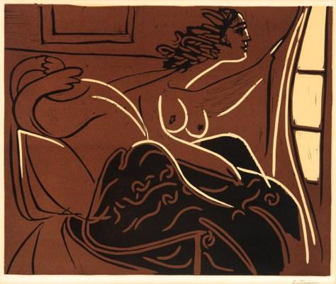 Pablo Picasso, Lot 140, Image Courtesy LAMA
