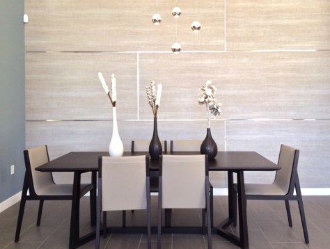 Dining Room, Sol 2, Palm Springs, Photo Romi Cortier