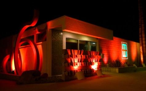Illuminated Modern, Modernism Week 2015, Palm Springs, Photo Romi Cortier