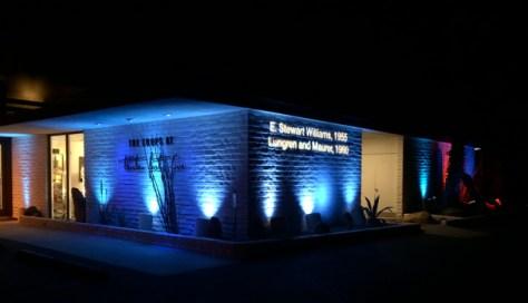 Illuminated Modern, E. Stewart Williams Architect, Modernism Week 2015, Palm Springs, Photo Romi Cortier