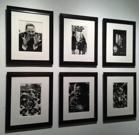 Photographer Flip Shculke, Fahey/Klein Gallery, March to Freedom Exhibit