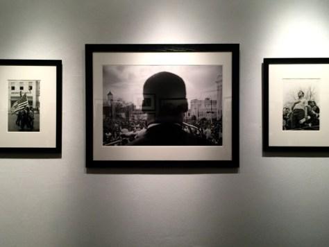 Photographer Stephen Somerstein, Fahey/Klein Gallery, March to Freedom Exhibit.