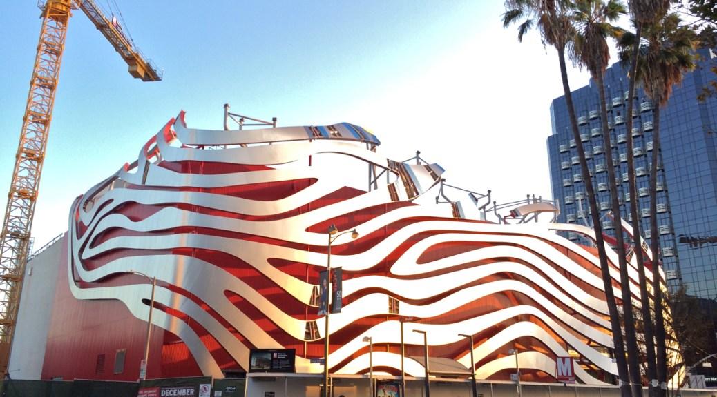 The Petersen Automotive Museum, Los Angeles, Photo Romi Cortier