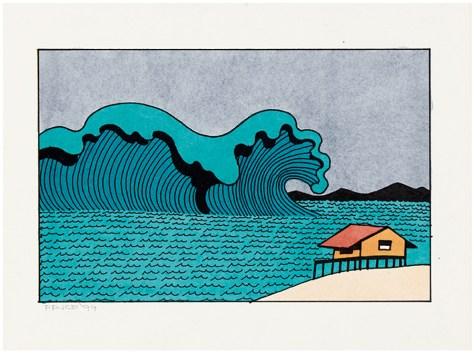 Lot 177, Ken Price, Big Wave II, $17,000 - $20,000, Image Courtesy LAMA
