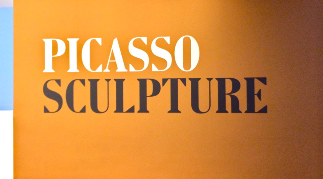 Picasso Sculpture at MOMA, Photo ROmi Cortier