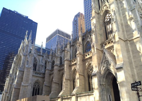 St. Patrick's Cathedral, NYC, Photo Romi Cortier
