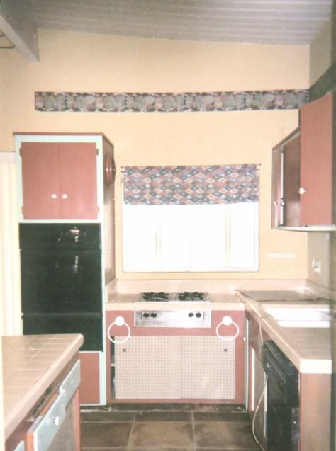 203 N. Monterey Road, kitchen pre-renovation