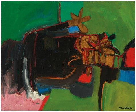 Lot 116, Untitled, James Strombotne, Los Angeles Modern Auctions, May 22, 2016, Estimate: $2,500 - $3,500