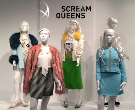 FIDM Museum, Scream Queens, Photo Romi Cortier