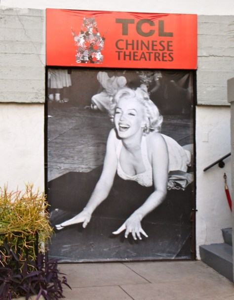 Grauman's Chinese Theater, Hollywood, Photo Romi Cortier