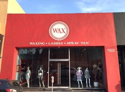 WAX, Los Angeles, Ca. Photo Romi Cortier