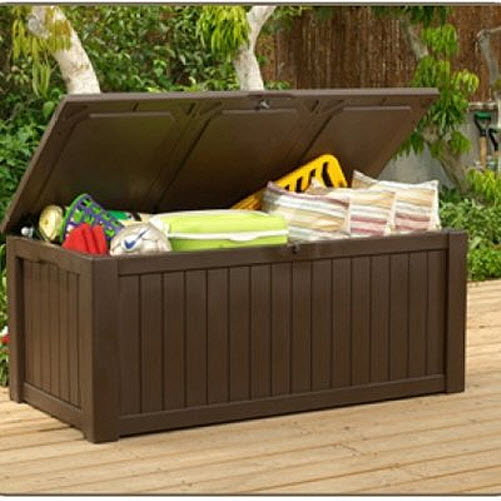 T Extra Large Deck Box