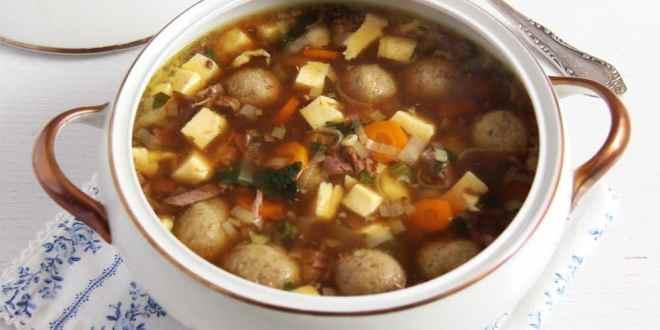 German Beef Soup
