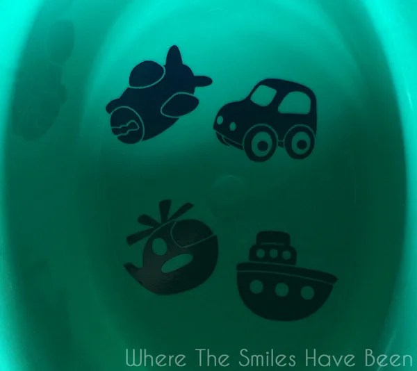 Personalized Potty Chair & Potty Training Targets: Ready, Aim, FIRE!   Where The Smiles Have Been