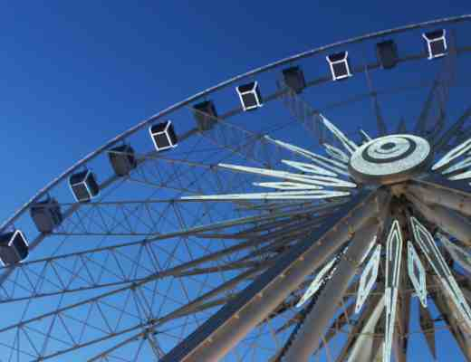 Pensacola Beach Ferris Wheel