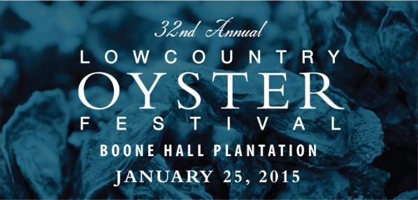 the 33rd lowcountry oyster festival jan 31 2016 where