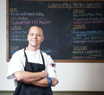Lowcountry Bistro's Chef Matt Paul to Compete in First Annual Charleston  Shrimp & Grits Competition
