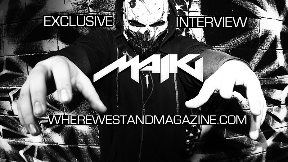exclusive interview with music producer maiki where do you stand