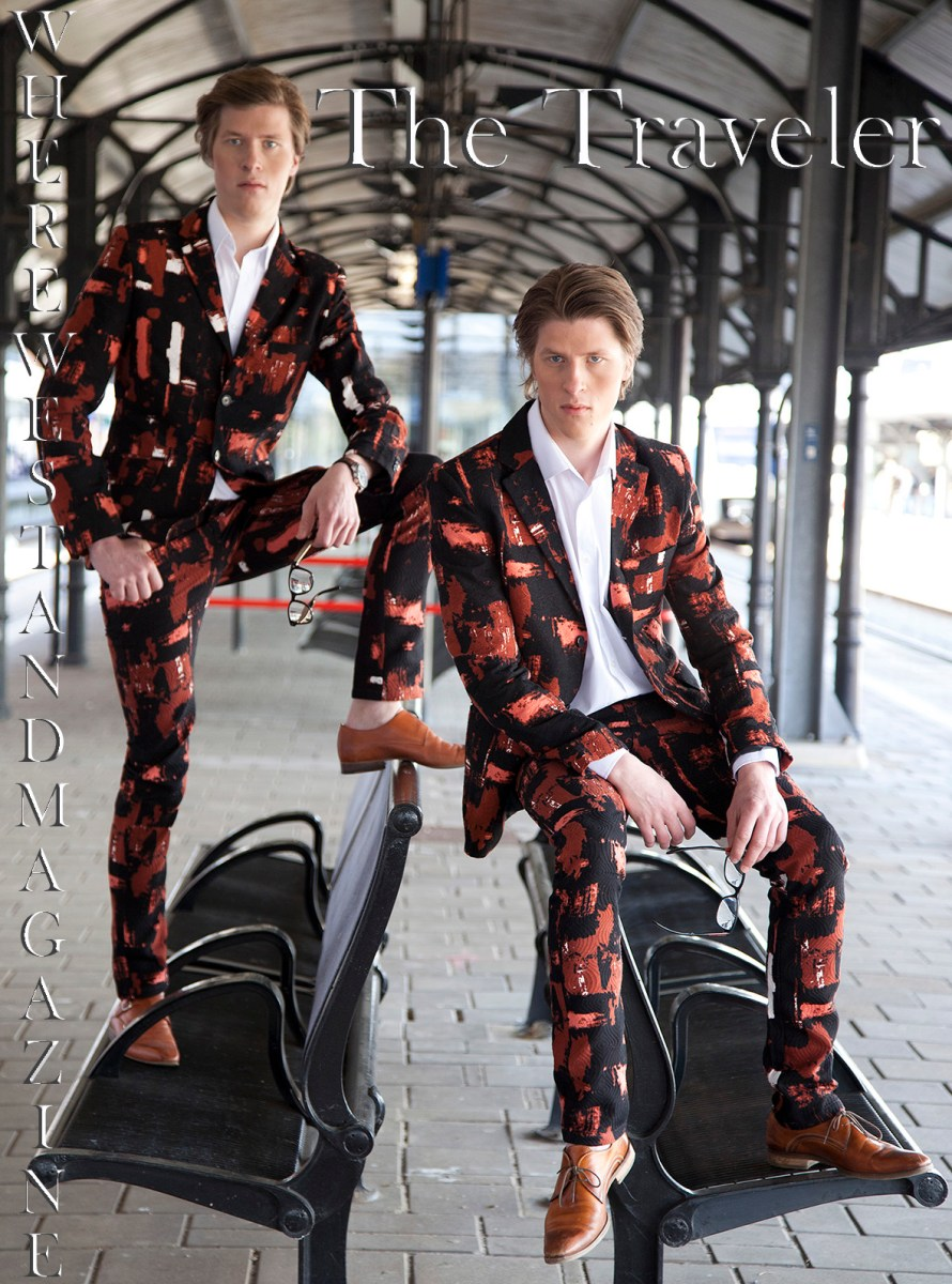 The Traveler By Carmichael Byfield Featuring Nick Robben & Niels Robben