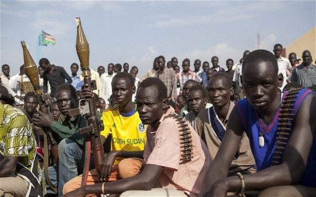 South Sudan Crime