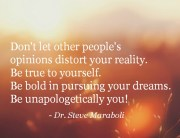 live unapologetically