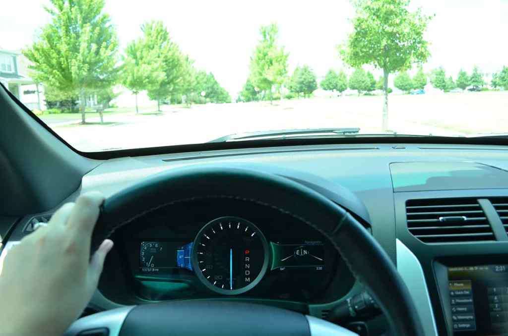 3 easy steps to reduce stress while driving
