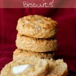 Whole Wheat Greek Yogurt Biscuits