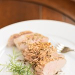 Herb crusted pork tenderloin 3