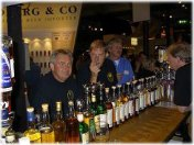 Whisky Convention i Stockholm 2004-09-24