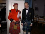 Burns Supper i Ystad 2005-01-25
