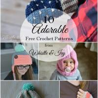 My Favorite Crochet Patterns of 2015