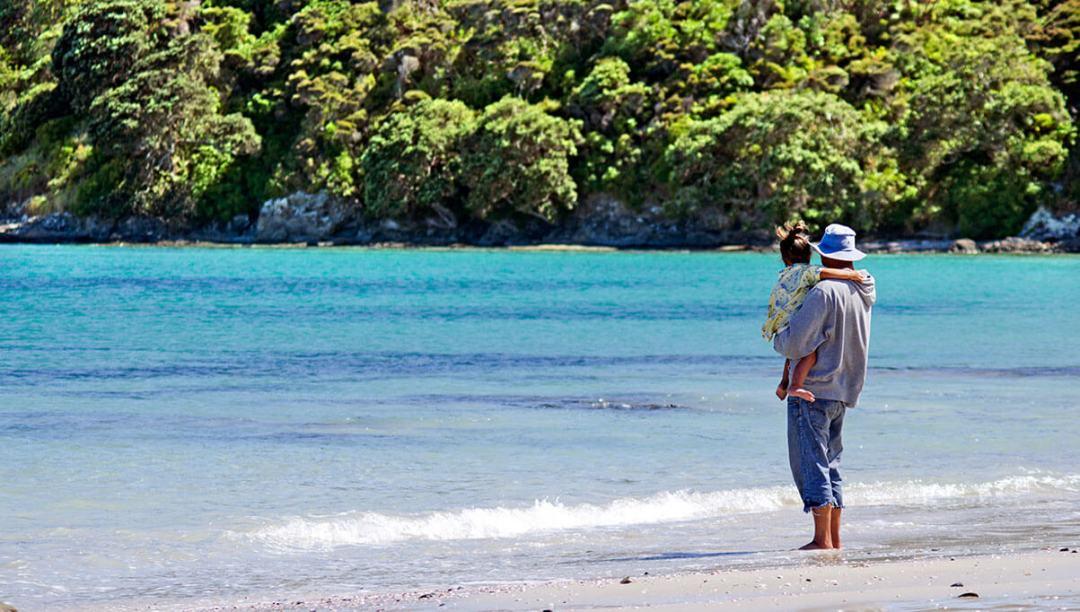 White Sands Apartments   Accommodation on magical Rangiputa Beach, Karikari Peninsula, Northland, New Zealand