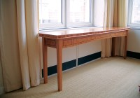 04- Occasional Table - Side Table - Tapered Leg Frame