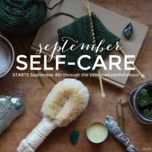 September Self-Care