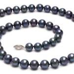 Win a Black Pearl Necklace