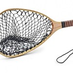 Wood Handle Trout Net
