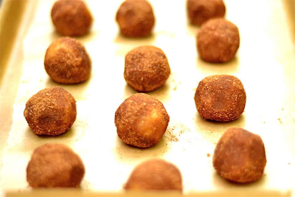 Grain-free Pumpkin Snickerdoodles 2