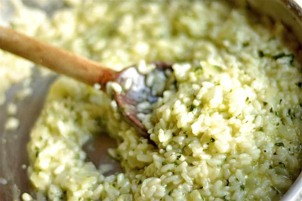 Asparagus Risotto 3