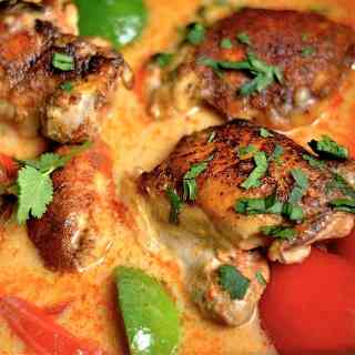 Slow Cooker Creamy Southwest Chicken 2
