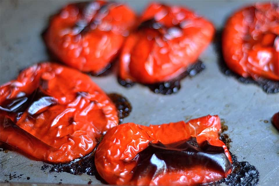 Roasted Red Pepper Vinaigrette 3